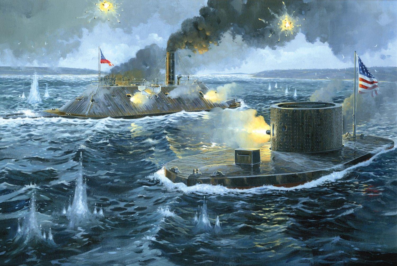 USS montior